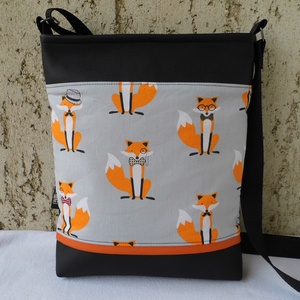 Rókás női táska (smagdi) - Meska.hu