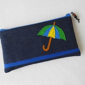 Esernyős tolltartó - Meska.hu