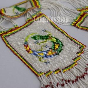 Indián téli nyaklánc (Smilylana) - Meska.hu