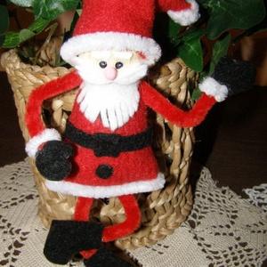 MÓKÁS-MIKULÁS, Otthon & Lakás, Karácsony & Mikulás, Mikulás, Baba-és bábkészítés, A jó öreg Mikulásra még néhány hetet várni kell, ezek a napok azonban gyorsan eltelnek.\nA várakozás ..., Meska