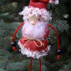 Miki, Miki, Mikulás..., Otthon & Lakás, Karácsony & Mikulás, Mikulás, Baba-és bábkészítés, Bár a Mikulás még csak készülődik a távolban, azért már gondolnunk kell az érkezésére!\n\nKedves ajánd..., Meska