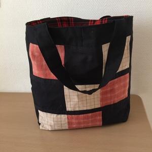 Méretes / bevásárló táska, Táska & Tok, Bevásárlás & Shopper táska, Shopper, textiltáska, szatyor, Varrás, Meska