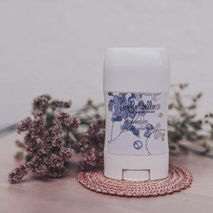 Provance alumíniummentes kézműves dezodor. - 60 ml - betétdijjas termék, Szépségápolás, Dezodor & Parfüm, Sokan kértétek ezért beadtam a derekamat és létrehoztam a provance dezodort. Fenségesen lágy levendu..., Meska