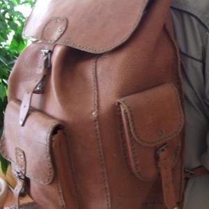 Óriás méretű hátizsák,kirándulásra,vadászatra (spalti51) - Meska.hu