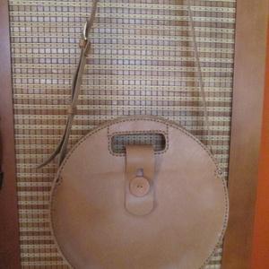Óriási kör alakú táska (spalti51) - Meska.hu