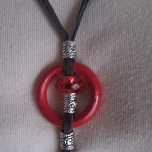 AKCIÓ!!!Egyszerű nyakláncok több variációban, Ékszer, Medálos nyaklánc, Nyaklánc, Bőrművesség, Ékszerkészítés, Meska