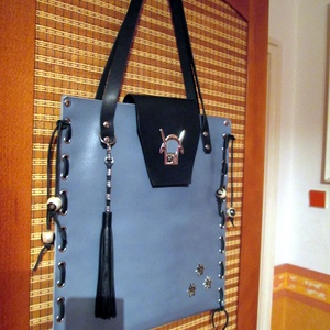 SpaltiDizájn táska1,,Sokminden belefér táska