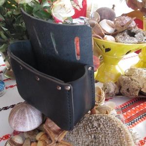 Ácstáska,szekerce és szögtartó táska - Meska.hu