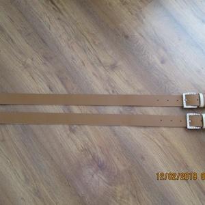 Kétoldalas O bag táskafül,strasszos csattal (spalti51) - Meska.hu