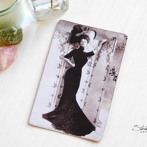 Vintage képeslap - The Gibson Girls - Camille Clifford (SteamPlum) - Meska.hu
