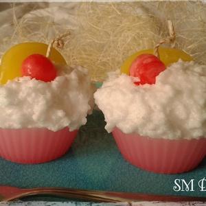 Cupcake gyertya (Steigusz) - Meska.hu