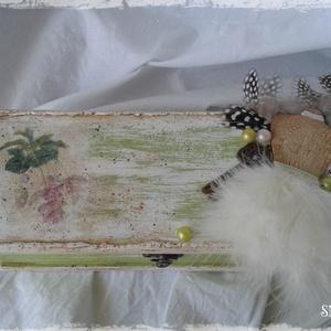 Vintage doboz (Steigusz) - Meska.hu