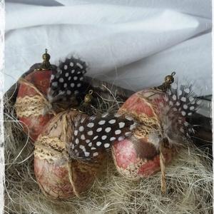 Húsvéti antik tojás (3 darabos szett) (Steigusz) - Meska.hu