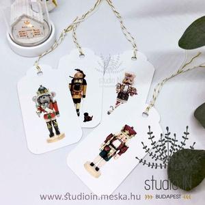 Diótörő karácsonyi ajándékkísérő, Diótörős ünnepi ajándékkísérő, ajándékátadó  , Otthon & Lakás, Karácsony & Mikulás, Karácsonyi csomagolás, Fotó, grafika, rajz, illusztráció, Diótörő karácsonyi ajándékkísérő, Diótörős ünnepi ajándékkísérő, ajándékátadó  \n______________\nA cso..., Meska