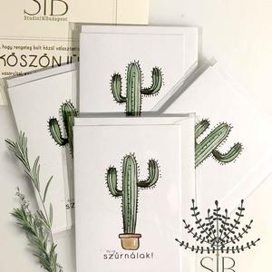 Vicces Ajándékkísérő kártya, kakutsz kinyitható mini képeslap, kaktuszos ajándék átadó kártya, vicces képeslap , Otthon & lakás, Naptár, képeslap, album, Ajándékkísérő, Képeslap, levélpapír, Fotó, grafika, rajz, illusztráció, Kaktuszos mini ajándékkísérő kártya csomag.\nTrópusi képeslap.\n______________\nA csomag tartalma:\n- 4 ..., Meska