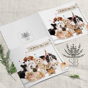 karácsonyi képeslap, karácsonyi ajándékkísérő, karácsonyi üdvözlő lap, Otthon & lakás, Naptár, képeslap, album, Képeslap, levélpapír, Ajándékkísérő, Fotó, grafika, rajz, illusztráció, Karácsonyi képeslap.\n\nA képeslapok matt, hófehér papírra vannak nyomtatva. \n\nAmit küldünk:\n\n1 db 13x..., Meska