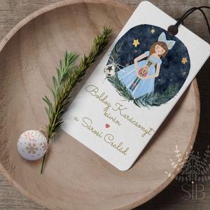 Névreszóló Diótörős karácsonyi ajándékkísérő, Diótörős ünnepi ajándékkísérő, ajándékátadó  , Otthon & Lakás, Karácsony & Mikulás, Karácsonyi csomagolás, Fotó, grafika, rajz, illusztráció, Diótörő karácsonyi ajándékkísérő, Diótörős ünnepi ajándékkísérő, ajándékátadó  \n______________\nA cso..., Meska