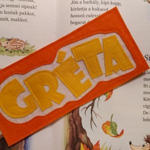 Könyvjelző - Gréta (sudarnekriszti) - Meska.hu