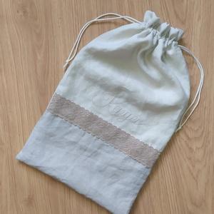 Kenyértartó zsák - csipkés (1 kg) (sudarnekriszti) - Meska.hu