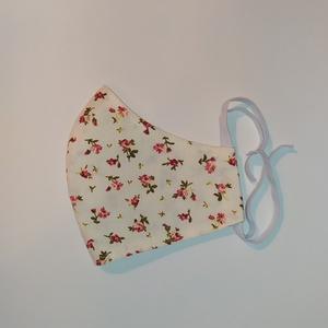 Virágmintás maszk - 2-es méret (sudarnekriszti) - Meska.hu