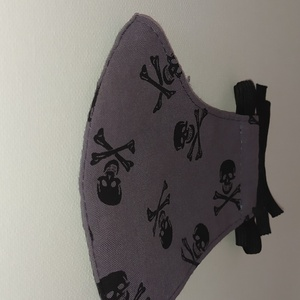 Halálfejes maszk - 1-es méret (sudarnekriszti) - Meska.hu