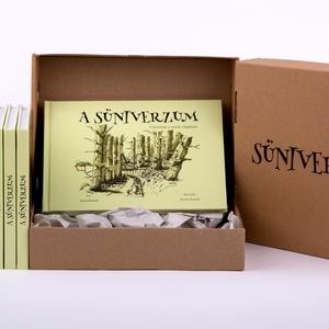 Süniverzum a könyv díszdobozban (Suniverzum) - Meska.hu
