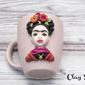 Frida bögre, csupor - Meska.hu