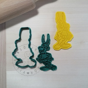 Asterix - süteménykiszúró forma, sütipecsét. Sütikiszúró. Linzer, mézeskalács, keksz kiszúró, Otthon & Lakás, Konyhafelszerelés, Sütikiszúró, Mindenmás, Mézeskalácssütés, Asterix sütemény kiszúró forma és minta nyomó.  \nSaját tervezésű süteménykiszúró forma, mely 3D nyom..., Meska
