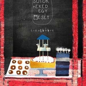 MERRY-GO-ROUND - cukorbábok a tortádra, Dekoráció, Képzőművészet, Baba-mama-gyerek, Ünnepi dekoráció, Festett tárgyak, Baba-és bábkészítés, A Sütök Neked Egy Mesét cukorbábjai egy ünnepről mesélnek. A Te napodról! Veled ünnepelnek a tortád..., Meska