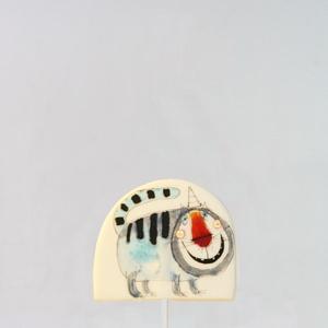 ÁBRIS MACSKA - cukorbábok a tortádra, Gyerek & játék, Dekoráció, Otthon & lakás, Ünnepi dekoráció, Képzőművészet, Fotó, grafika, rajz, illusztráció, Mindenmás, Hívd meg Ábrist, a kék macskát szülinapi bulidba!\n\nA Sütök Neked Egy Mesét cukorbábjai egy ünnepről ..., Meska