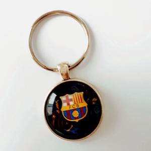 FCB Barcelona foci rajongóknak kulcstartó, Kulcstartó, táskadísz, Táska, Divat & Szépség, Férfiaknak, Focirajongóknak, Legénylakás, Ékszerkészítés, Gyöngyfűzés, gyöngyhímzés, FCB Barcelona rajongóknak üveglencsés  kulcstartó!\nFérfiaknak foci rajongóknak ajánlom!\n\nméret:25 x ..., Meska