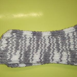 Télies színű kötött csavart fejpánt (Sylvia89) - Meska.hu