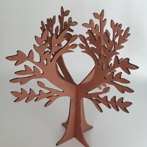Ékszertartó fa, Ékszertartó állvány, Ékszertartó, Ékszer, Famegmunkálás, Festett tárgyak, Ékszertartó fa.\nMérete: 25x29 cm.\nNapi inspirációk hatására általam megrajzolt és kitűnő mínőségű (n..., Meska