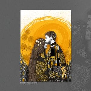 """""""Love"""" :: Giclée nyomat, digitális technikával készített grafikáról, Művészet, Művészi nyomat, Nyomdai nyomat a """"Love"""" c. digitális technikával készített grafikámról, mely 100%-ban digitális tech..., Meska"""