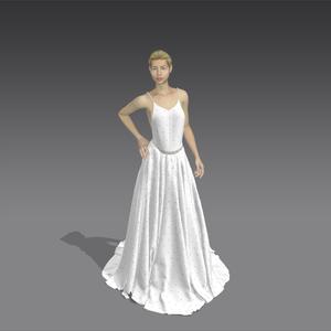 Persephone II. esküvői ruha, Esküvő, Ruha, Menyasszonyi ruha, A képeken látható ruha az ANDREASZANYIbridal kollekció tavasz-nyár 20/21-es darabja.  A kollekció 3D..., Meska