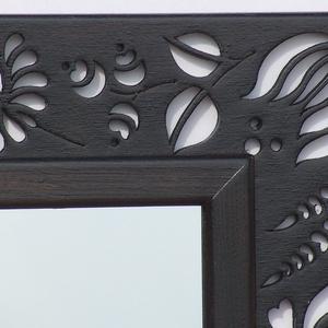 Kalocsai mintás ll. - falitükör  - otthon & lakás - dekoráció - tükör - Meska.hu