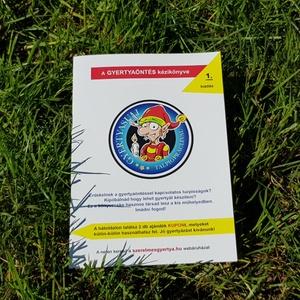 Kis gyertyaöntő kézikönyv (8 oldalas füzet), Egyéb, Gyerek & játék, Furcsaságok, Játék, Készségfejlesztő játék, Logikai játék, Ez egy 8 oldalas, rajzokkal díszített használati utasítás.  Mérete: A5  Tartalma: - Mi kell hozzá? A..., Meska