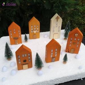 Karácsony falu NARANCS - Meska.hu