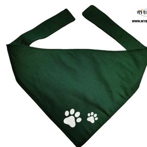 Kétrétegű, minőségi, megköthető kutyakendő, Otthon & Lakás, Kisállatoknak, Kutyáknak, Varrás, Meska
