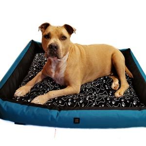 Egyedülálló, vízálló, lehúzható és mosható kutyafekhely, kutyaágy, Otthon & Lakás, Kisállatoknak, Kutyáknak, Varrás, Meska