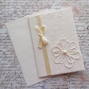 Egyszerűen , Otthon & Lakás, Papír írószer, Képeslap & Levélpapír, Papírművészet, Névnap, születésnap, esküvő, keresztelő, évforduló, anyák napja és még ki mire szeretné adni, vagy v..., Meska