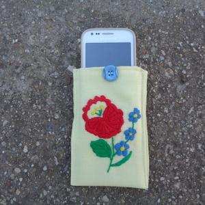 Kalocsai mintás telefontok  (sziszi61) - Meska.hu