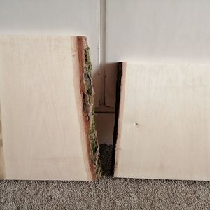 Tömör fa (2db) nagy, Fa, Famegmunkálás, Tömör fa alap - nagyobb, szélezetlen Mérete: kb. 20x30 cm (eltérő lehet pár cm) Vastagság: 2.5 cm A..., Alkotók boltja