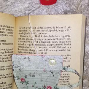 Könyvjelző levendulával - teáscsésze (SZOFIsticated) - Meska.hu