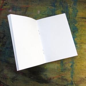 Hidd el, füzetből sosincs elég - festményeimmel díszített jegyzetfüzetek (3 db-os) (szolnokiagnes) - Meska.hu