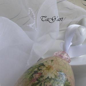 Törött tojás  (húsvéti, tavaszi  dekoráció) (TaGart) - Meska.hu