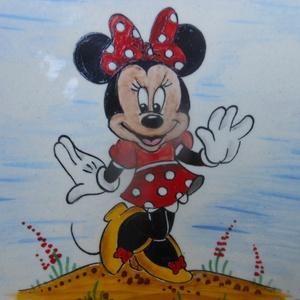 Minnie egér (Talisman) - Meska.hu