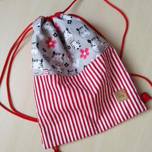Gyermek hátizsák, Gyerek & játék, Baba-mama kellék, Egyedi, kényelmes, könnyen használható hátizsákot  készítettem  a  bölcsődés és az óvodás korosztály..., Meska