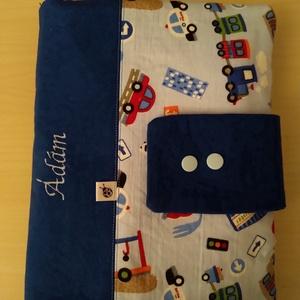 Pelenkázó táska, Gyerek & játék, Baba-mama kellék, A pelenkázó táskát a kényelmes és higiénikus pelenkázás érdekében készítettük el Nektek. A táska pra..., Meska