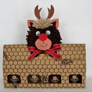 Rudolf házikója méz szett, Karácsony & Mikulás, Mikulás, Élelmiszer előállítás, Baba-és bábkészítés, Rudolf házikójában a következő finom, egészséges mézek találhatók amiket azonnal elszállít hozzád : ..., Meska